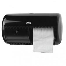 Tork диспенсер для туалетной бумаги в стандартных рулонах черный