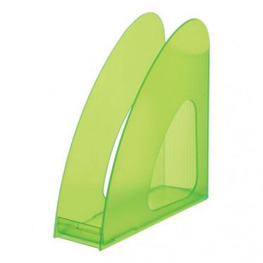 HAN подставка TWIN под журналы прозрачно-зеленый
