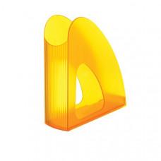 HAN подставка TWIN под журналы прозрачно-оранжевый