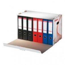 Архивный короб для папок-регистраторов.