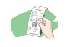 Как самозанятому передать чек клиенту
