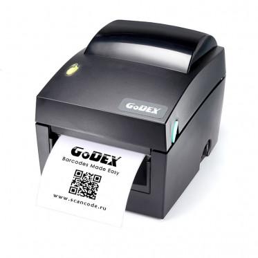 Godex DT4/DT4x - малогабаритные термопринтеры штрихкода