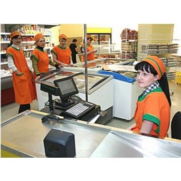 Автоматизация магазина продуктов на базе 1С